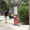 Aquafil Drinking Fountain installed at Macquarie University