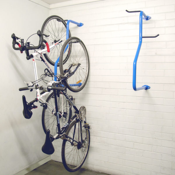 Cycla 2-up vertical wall mount