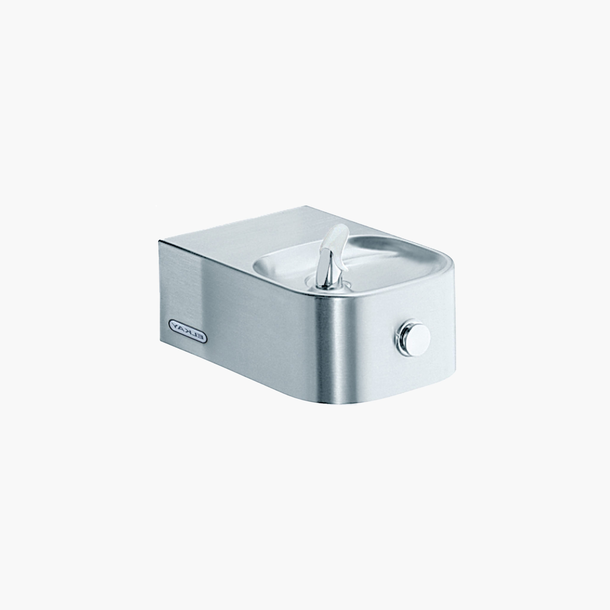 Elkay SoftSides Single Wheelchair-accessible Drinking Fountain (Non-Refrigerated)