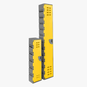 FlexiLocker CubeLok Compact Configurable Storage Locker