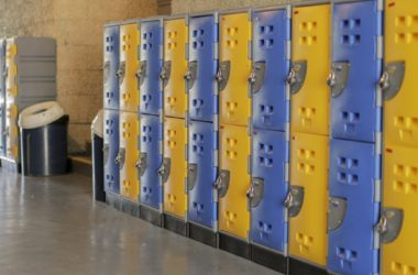 CIVIQ FlexiLocker School Lockers at Westall Secondary College