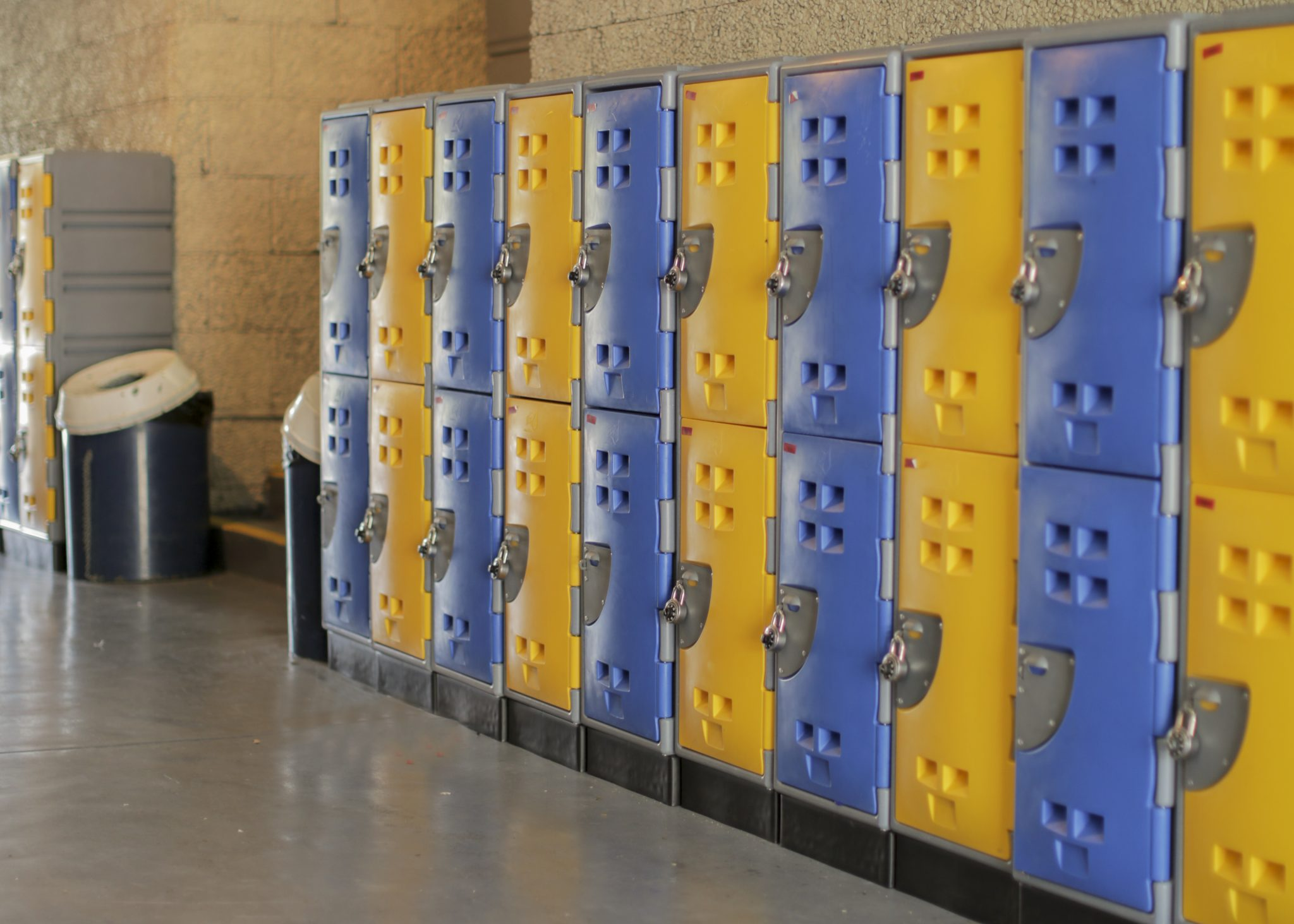 Flexilocker School Lockers Introduced To Westall College