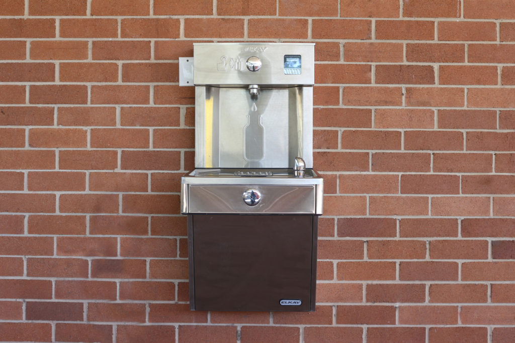 Epping Boys High School Upgrades Drinking Water Fountain