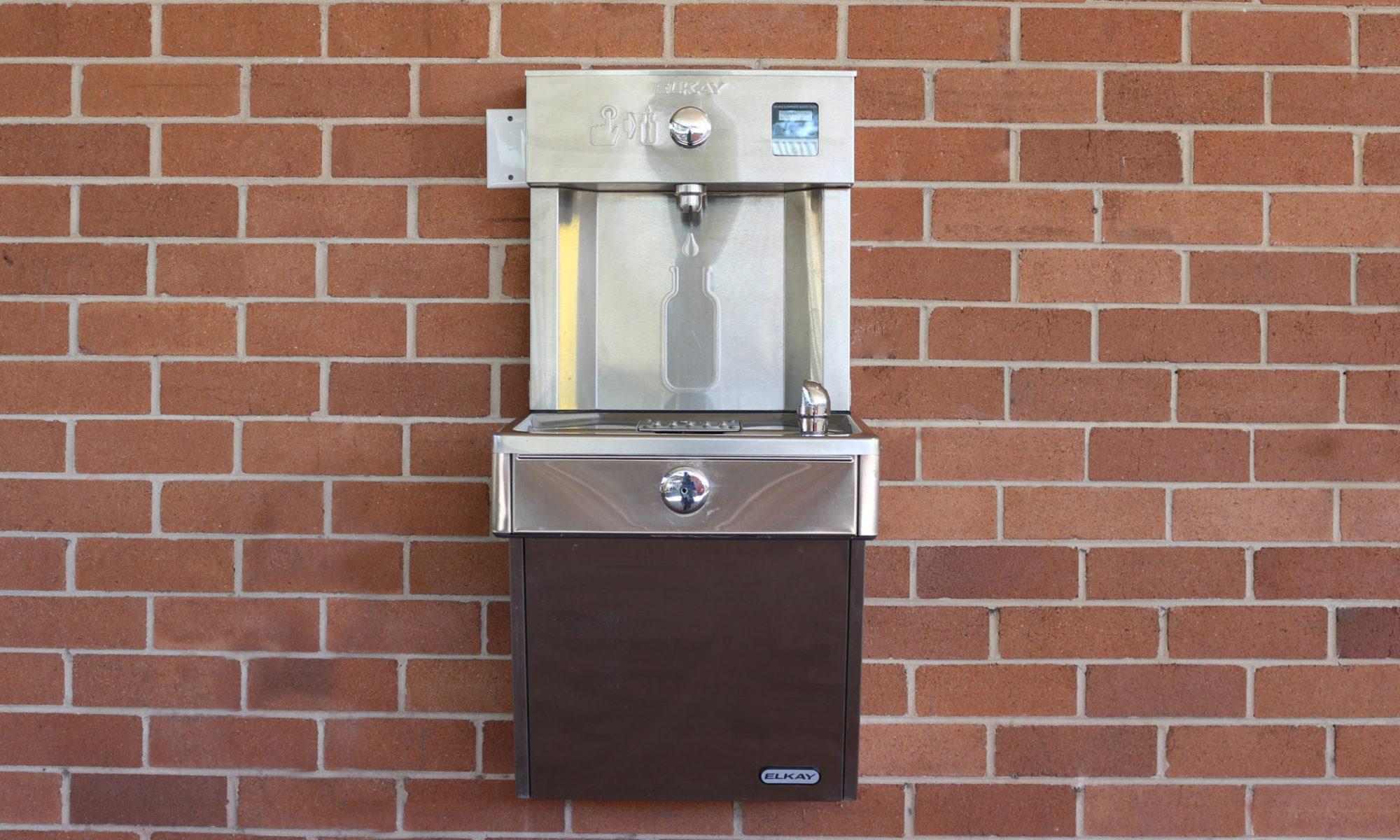 Epping Boys High School Upgrades Drinking Water Fountain Station