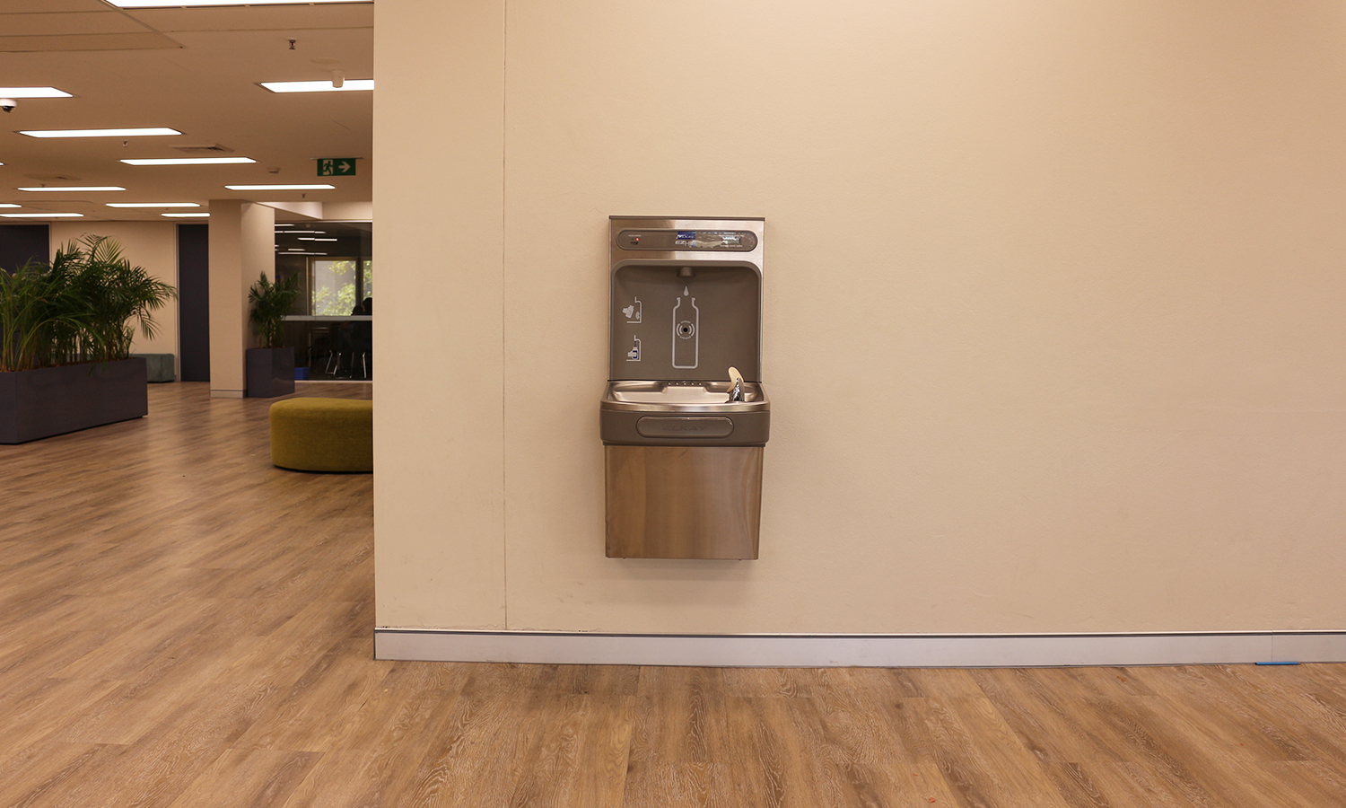 St Andrew's Cathedral School installs CIVIQ's drinking water station