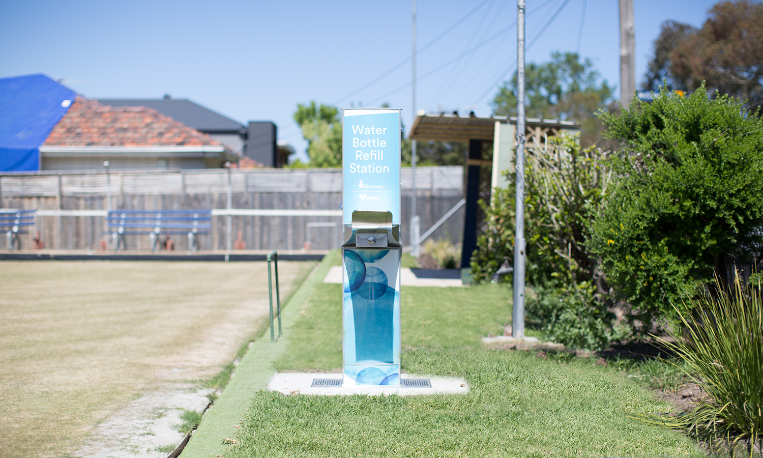 CIVIQ provides The City of Moonee Valley access to free drinking water