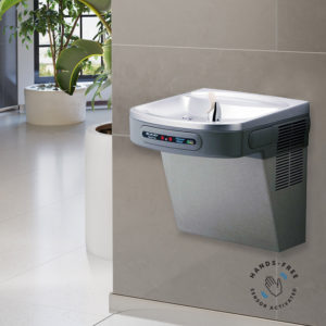 Elkay Easy Touch Drinking Fountain