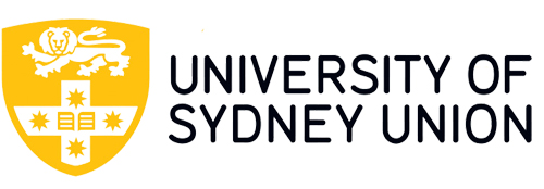 University of Sydney Union Logo, one of the four winners winners of CIVIQ and Elkay H2O HEROES Competition