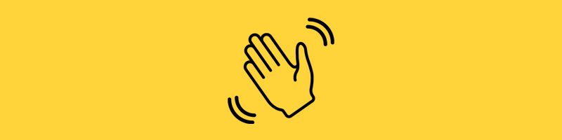 An icons for HANDS FREE ACTIVATION OPTIONS hygienic features