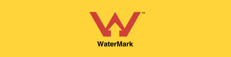 An icons for WaterMark hygienic features