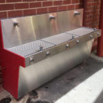 Aquafil Hydrobank Drinking Water Station installed at Preston Primary School